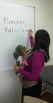 Babies on the Go - Brenda at White Board 079