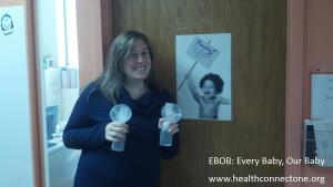 EBOB Supports Pumping in the Office