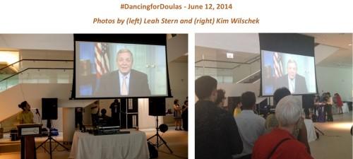 blog - watching Durbin video