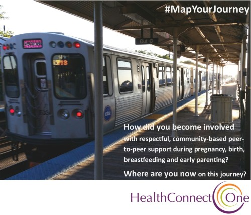 Map Your Journey - invitation