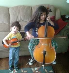 Damiens Musical Kids