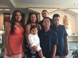 E Leyva family